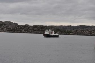 Ferry a la Isla de Sula